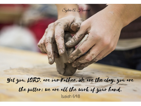 Clay in the Hands of the Potter