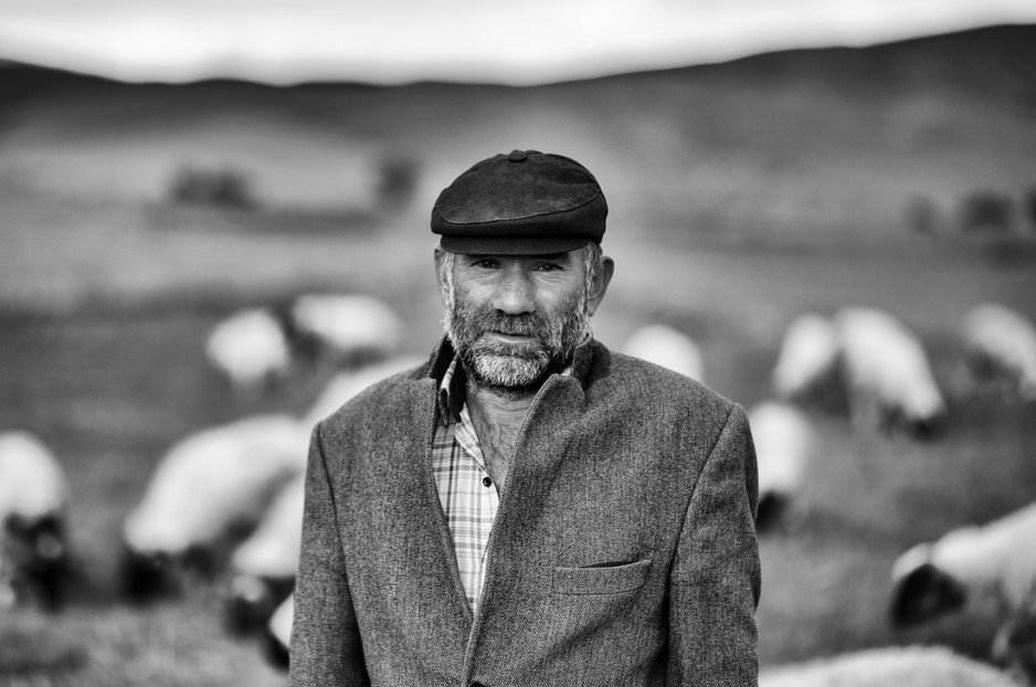 Shepherd, Eastern Anatolia.
