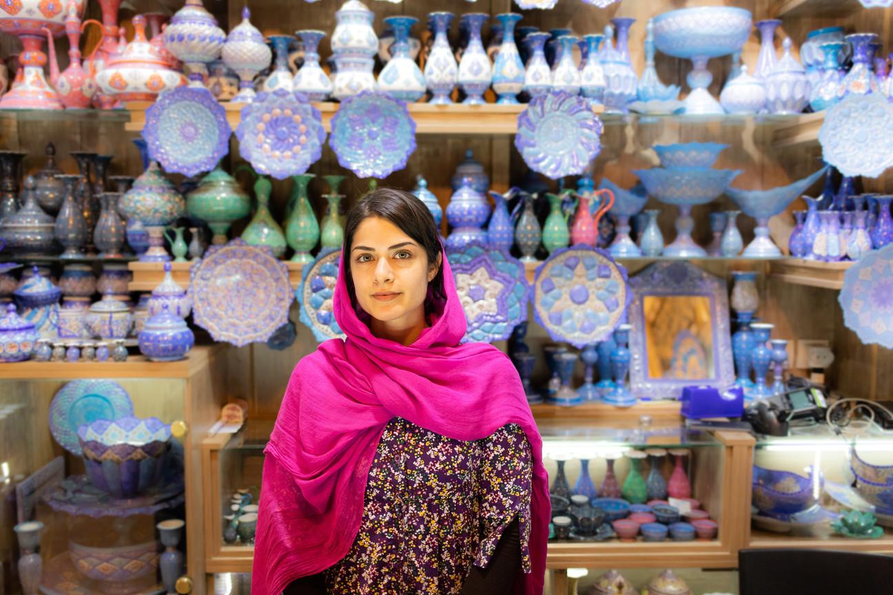 Shiraz, Iran.
