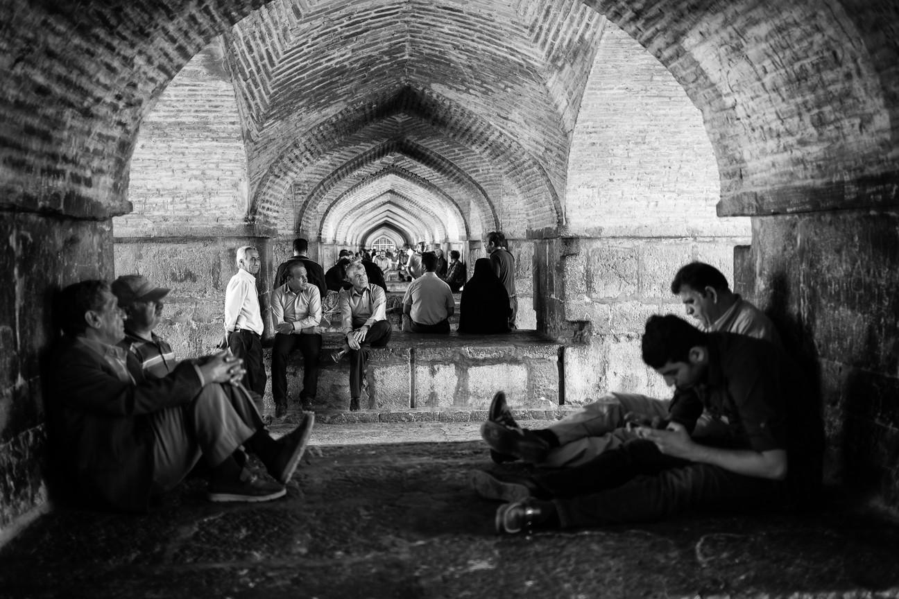Esfahan, Iran.