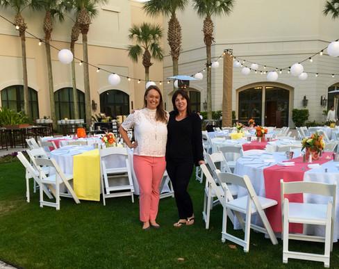 Event Set-up Orlando FL