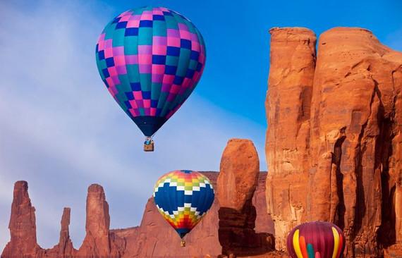 Hot Air Balloon Tours