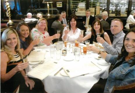 GWE Team Lunch