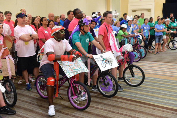 Build-a Bike Teambuilding