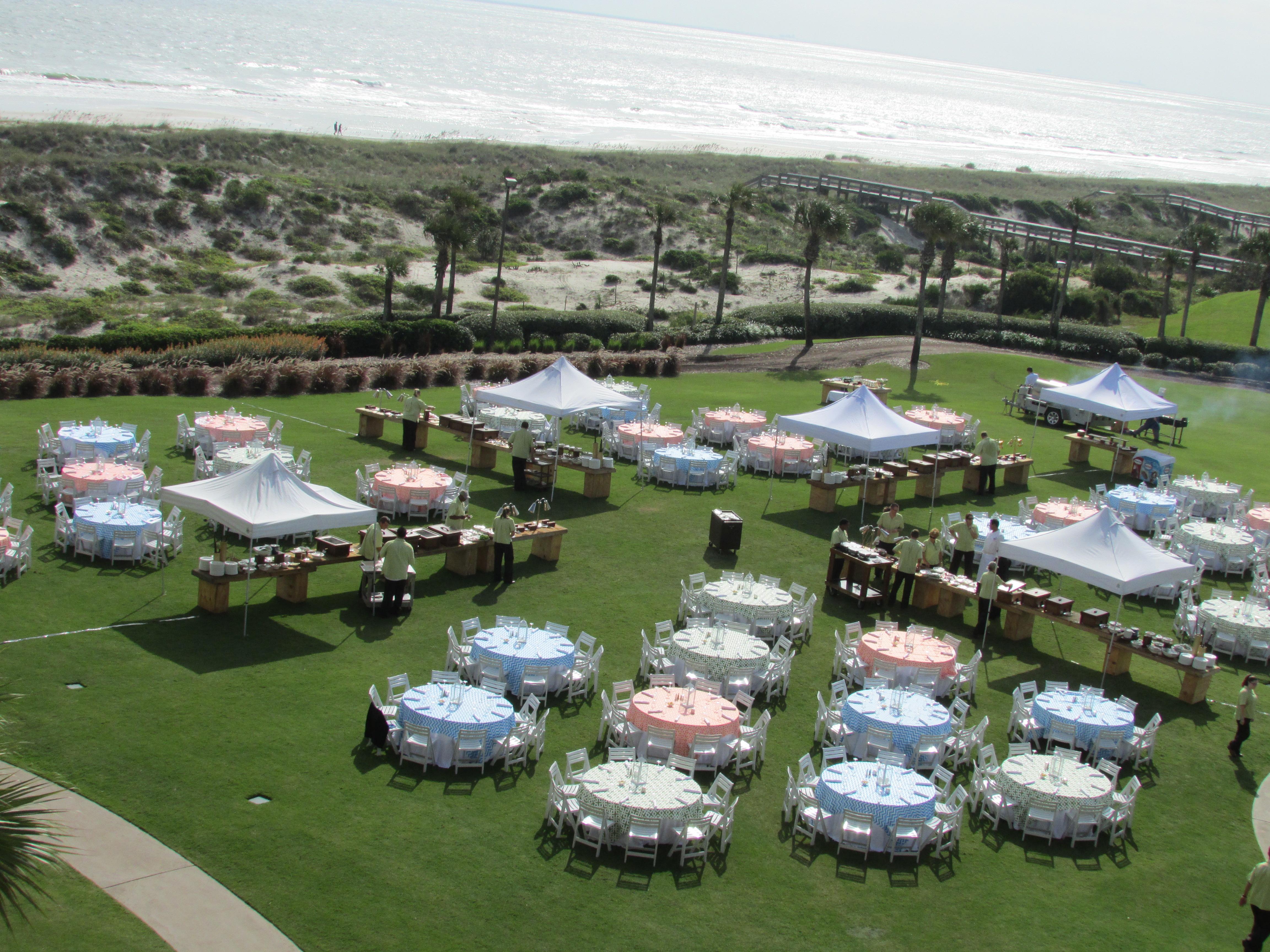 Outdoor Event- Amelia Island