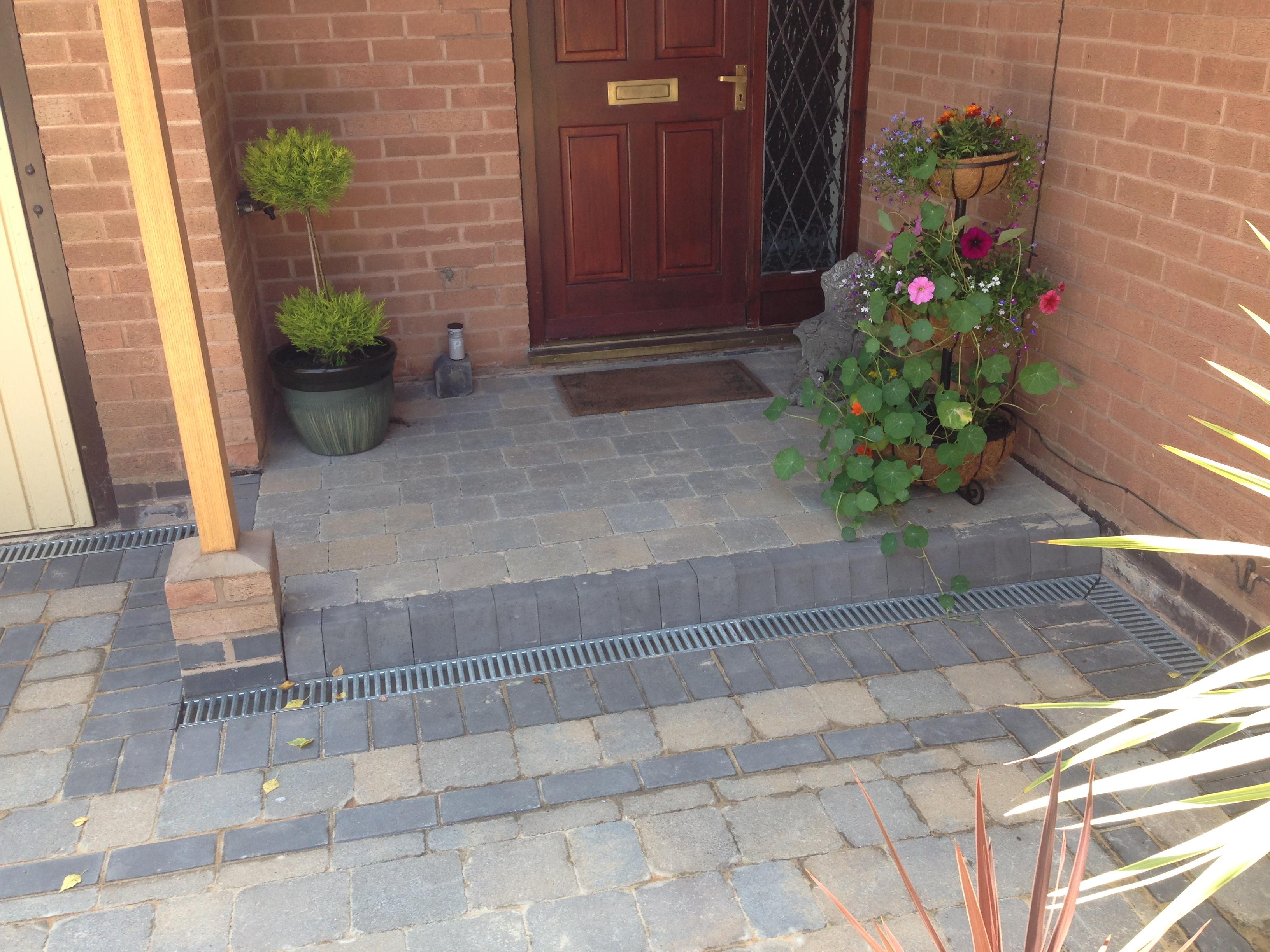 Drainage & Steps