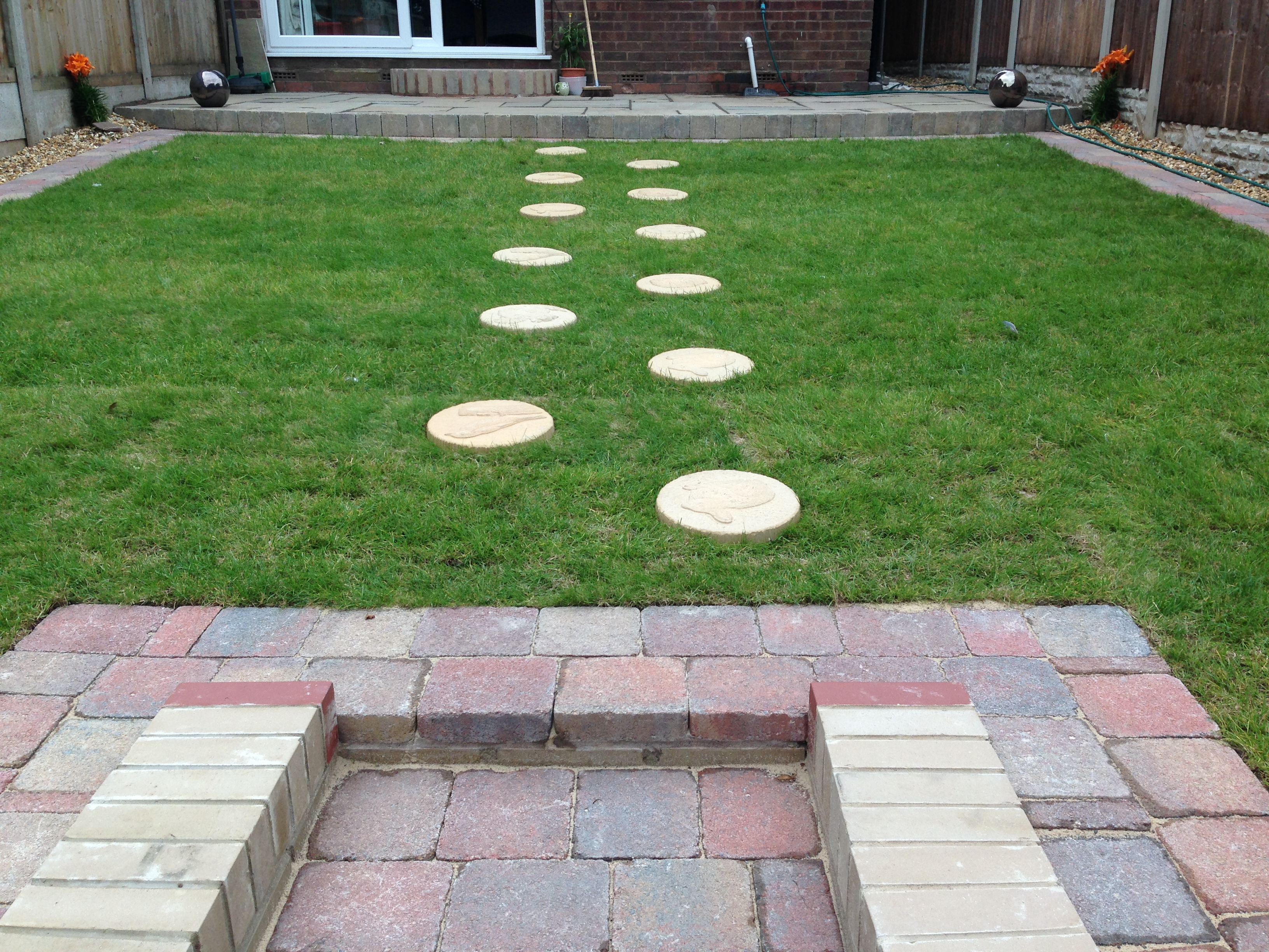 Turfing & Landscaping