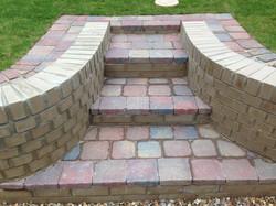 Wall & Steps