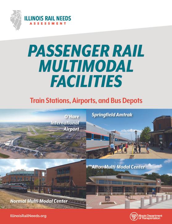 Passenger Rail Multimodal Facilities