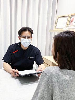 患者さまと麻酔医のコミュニケーション