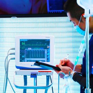 インプラントオペ麻酔モニタリング