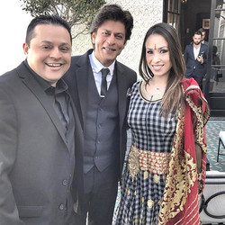 With the king of Bollywood _iamsrk and _