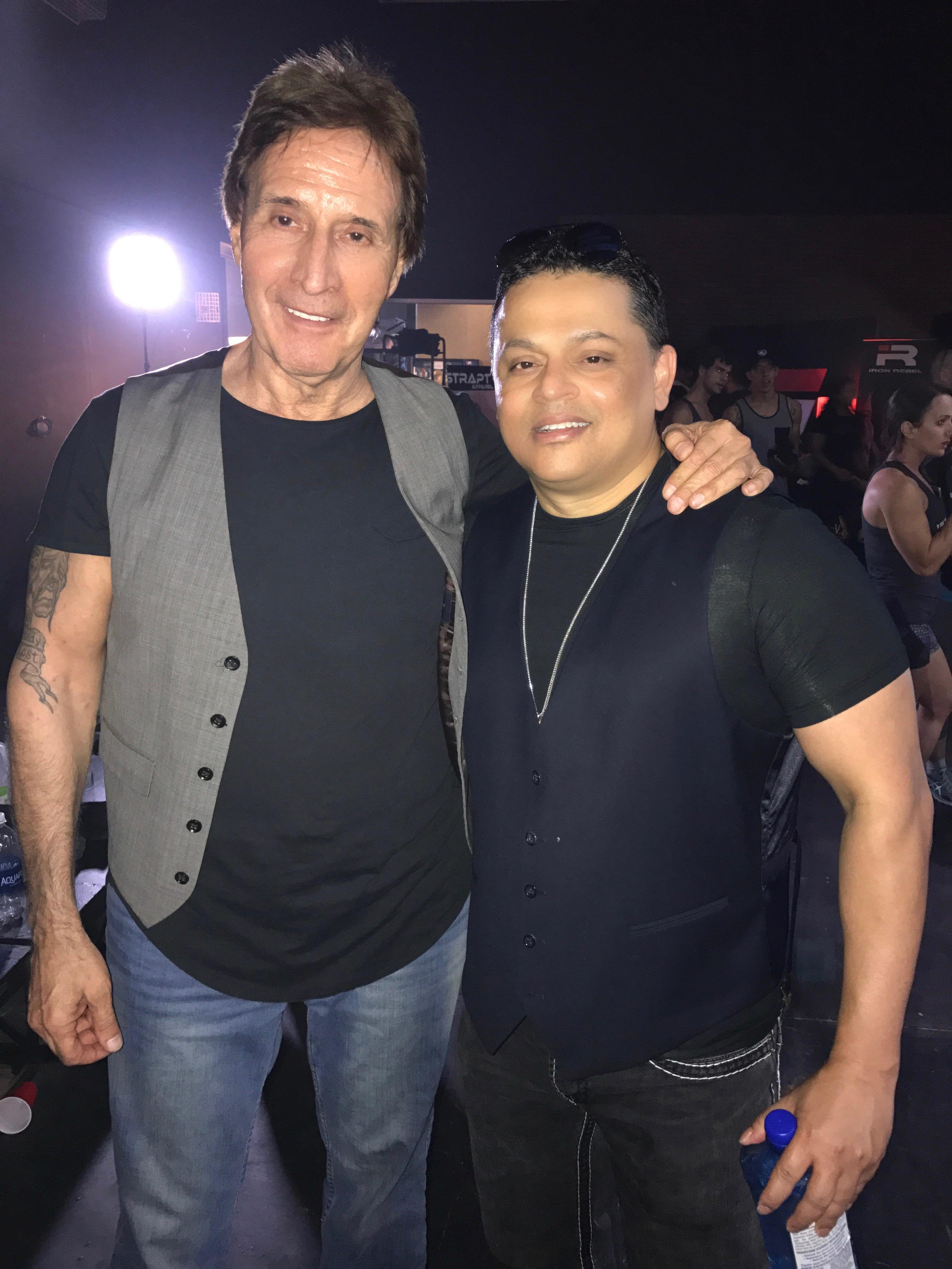 Producer Barry Levine