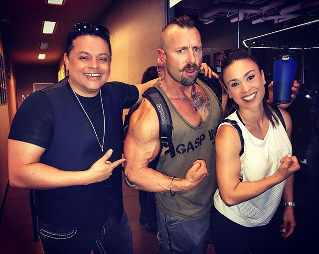 Celebrity Trainer Kris Gethin