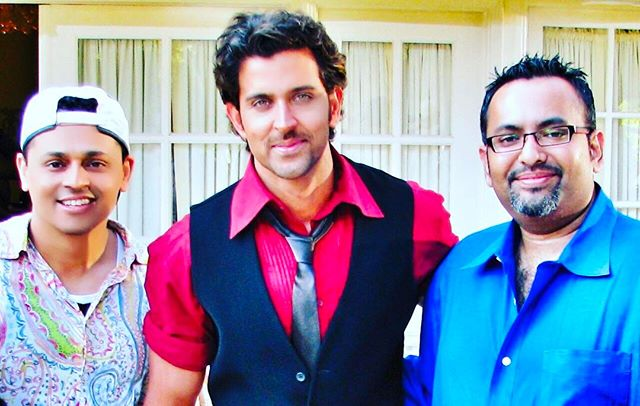 Superstar Hrithik Roshan