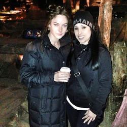 Rebecca Ferguson & Michelle Ray