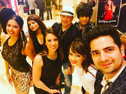 Bollywood Celebs out with the Ray's