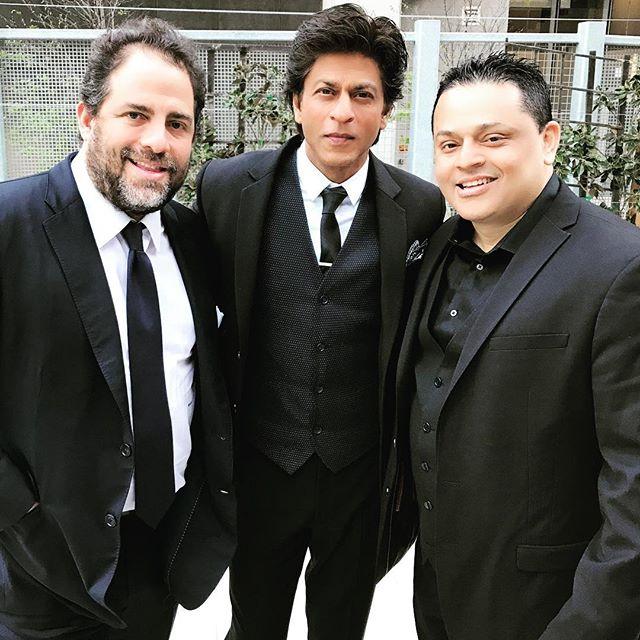 Brett Ratner, Shah Ruk Khan, RR
