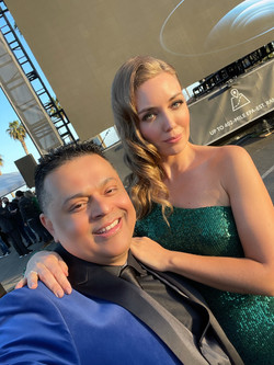 RR with actress Ella Cannon (Trees of Peace, iZombie, 10 steps to Love)