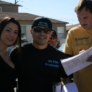 Actress Veronica Robledo, RR, Byron Werner