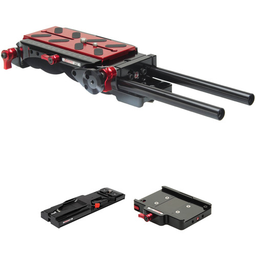 zacuto base plate tripod kit