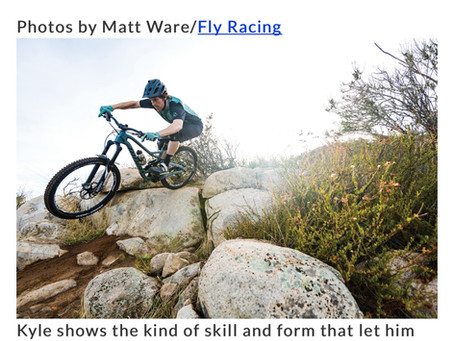 Mountain Bike Action Feature