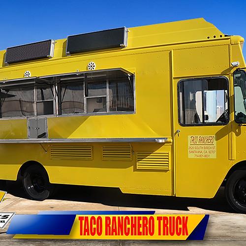 Taco Ranchero Truck