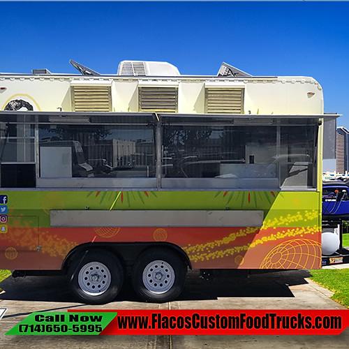Jauregui 14 ft long trailer