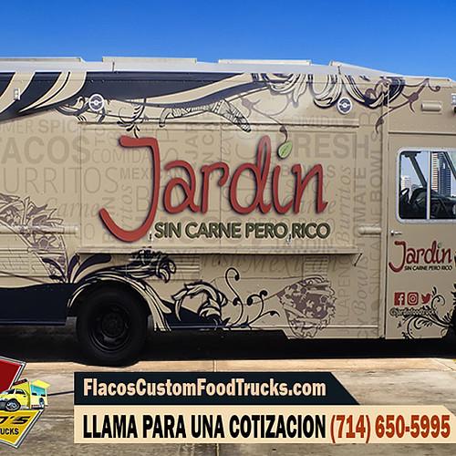 El Jardin Food Truck
