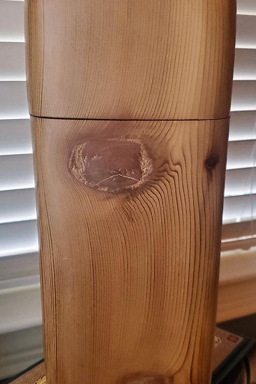 Vertical Wine Box