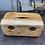 Thumbnail: Hickory Wine Box (holds 1 wine bottle / 2 stemless glasses)