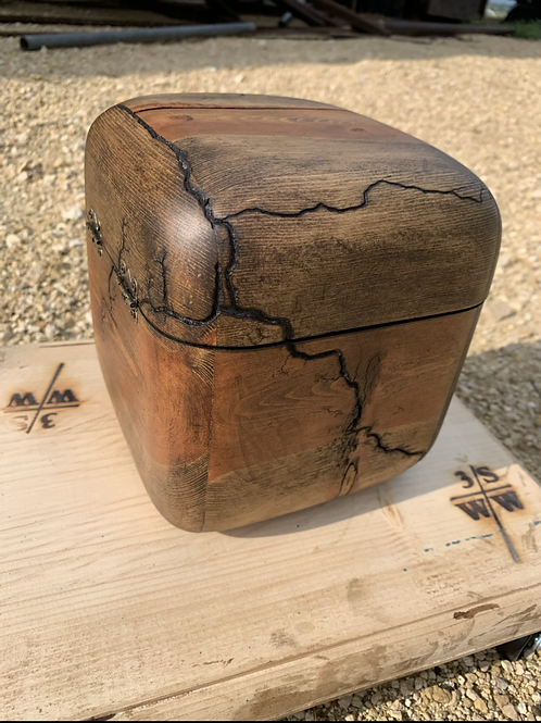 Wood Box Lchtnbrg