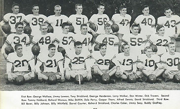 1956 Western Conference Co-Champs Footba