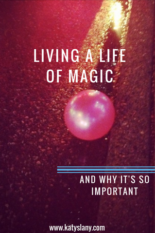 Why it's important to believe in Magic