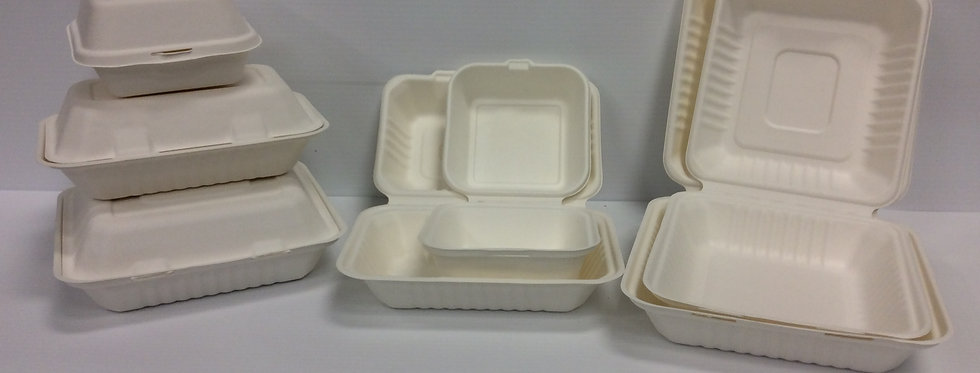 Compostable and Biodegradable Takeouts