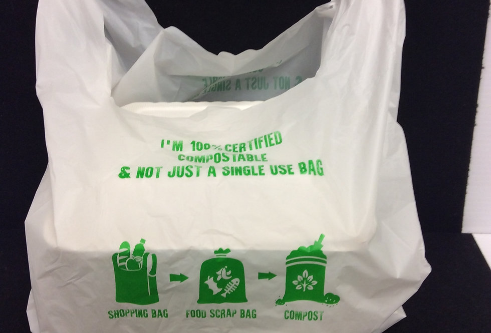 Compostable Takeout Bags