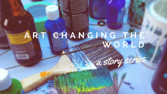 art changing the world