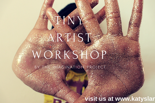 Tiny Artist Free Workshop