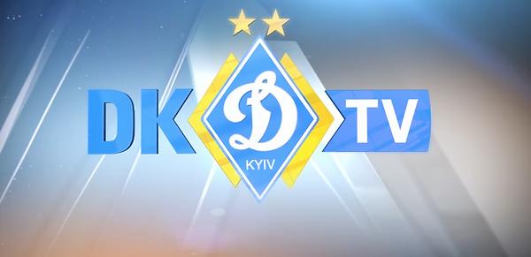 New Logo channel Dynamo TV, branding, sport marketing
