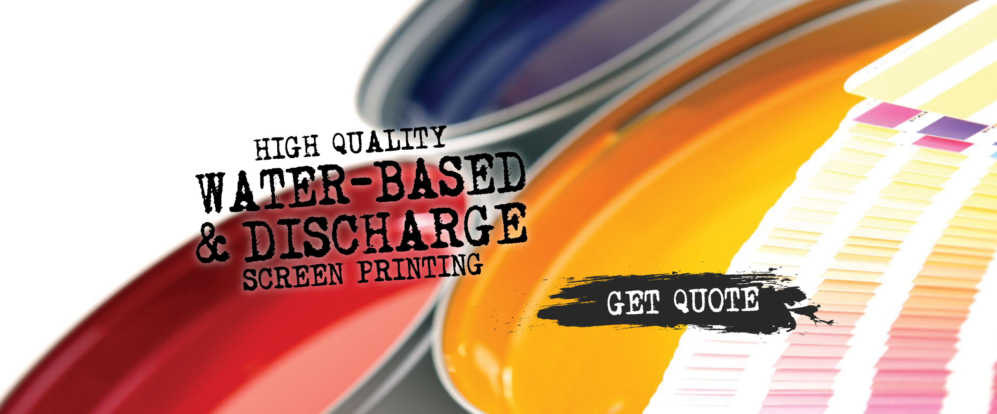 WATERBASED SCREEN PRINTING ARIZONA