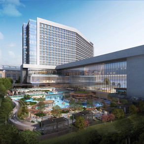 New $550 Million Hotel & Convention Center Coming to Entertainment District, Set to Open Early 2024