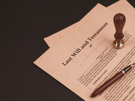 Dying without a Will? Do I need a Will? Standard Lawyer Answer would be: It Depends.