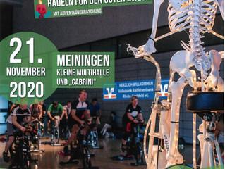 """Spendenaufruf des PSV 90 Meiningen e.V. / Abteilung Fitnesssport                          """"MEININGER"""
