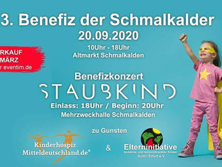 Benefizkonzert in Schmalkalden 20.09.2020