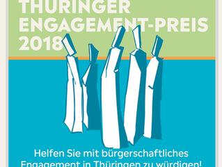 Thüringer Engagement-Preis 2018