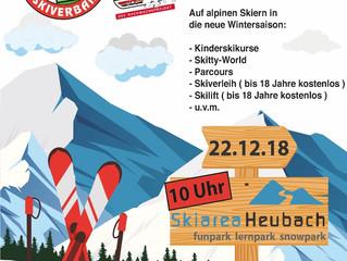Ski-Opening mit DSV Talenttag Ski Alpin