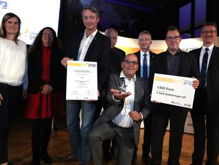 Preisverleihung Sterne des Sports in Erfurt