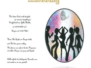 ABSAGE !!!!  Das 8. Zella-Mehliser Tanzfestival wird verschoben... Ausweichtermine bereit.    Es gib