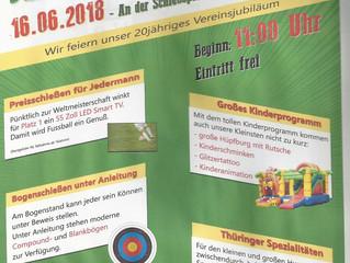 20 Jahre Trusetaler Schützenverein