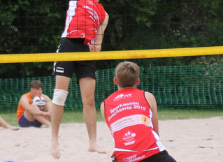 Landesmeisterschaften BEACHVOLLEYBALL in Schmalkalden